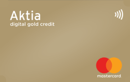 Aktia Digital Gold Credit logo