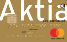 Aktia Gold Credit logo