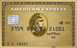 American Express Gold logo