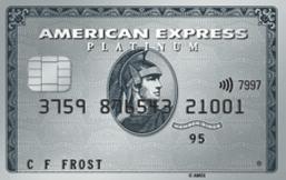 American Express Platinum logo