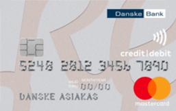 Danske Bank Mastercard Platinum logo